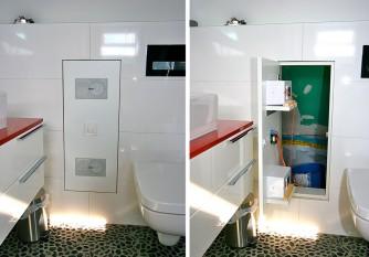 Lautsprecher Badezimmer